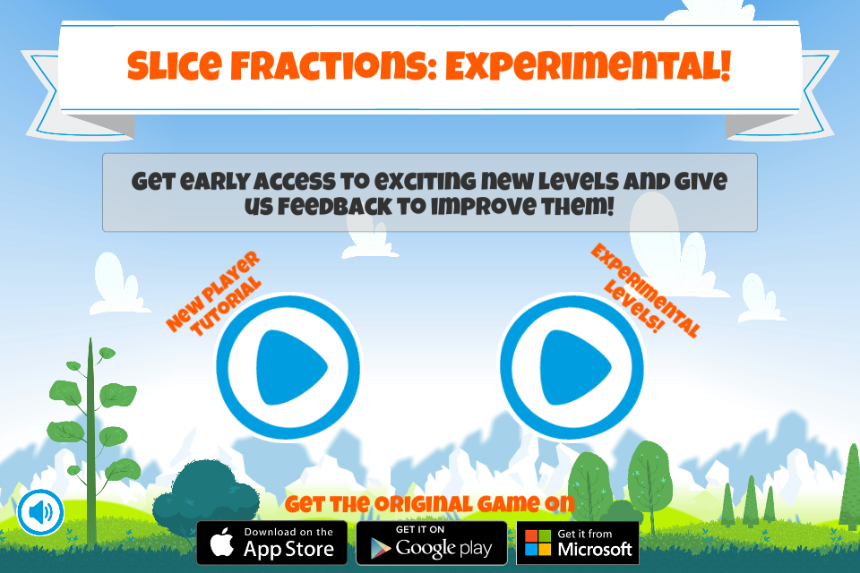 Slice Fractions - Cool Math Games for Kids